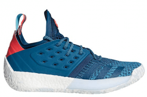 "Adidas Harden Vol.2"" Blue Night Shoes"