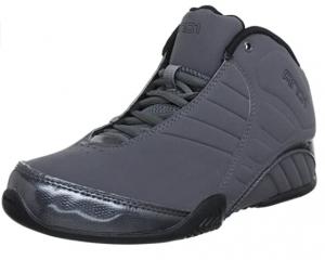 And1 Rocket Mid 3.0 Asphalt – (men's Black Basketball Shoes)
