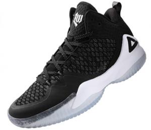 Men's high-top basketball sports shoe